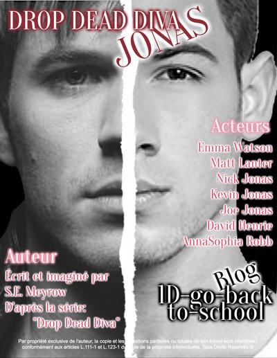 Fiction n°5 - Chapitre 8 - #DDDJ