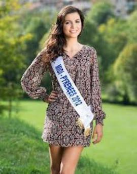 Interview de Célia Guermoudj , Miss Midi-Pyrénées 2012