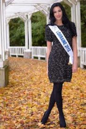 Interview de Divanna Plejvalcic - Miss Lorraine 2012