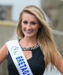 Interview de Estelle Sabathier , Miss Bretagne 2012