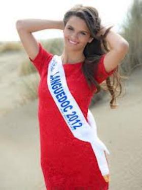 Interview de Emmanuelle Fabre , Miss Languedoc 2012