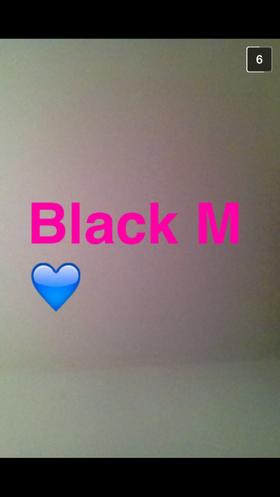 Les Snaps du Planète Rap de Black M: