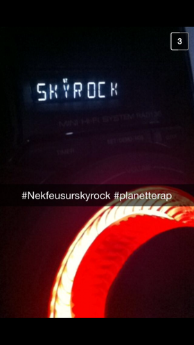 Snaps: Planète Rap Nekfeu