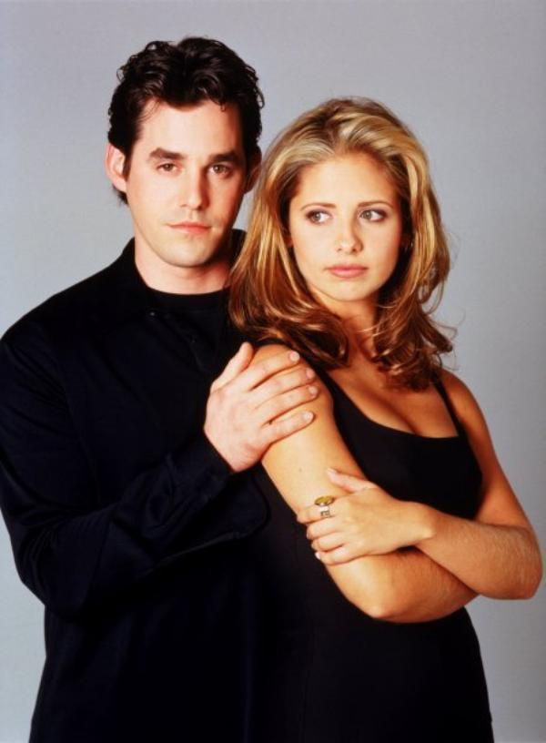 Buffy et Xander