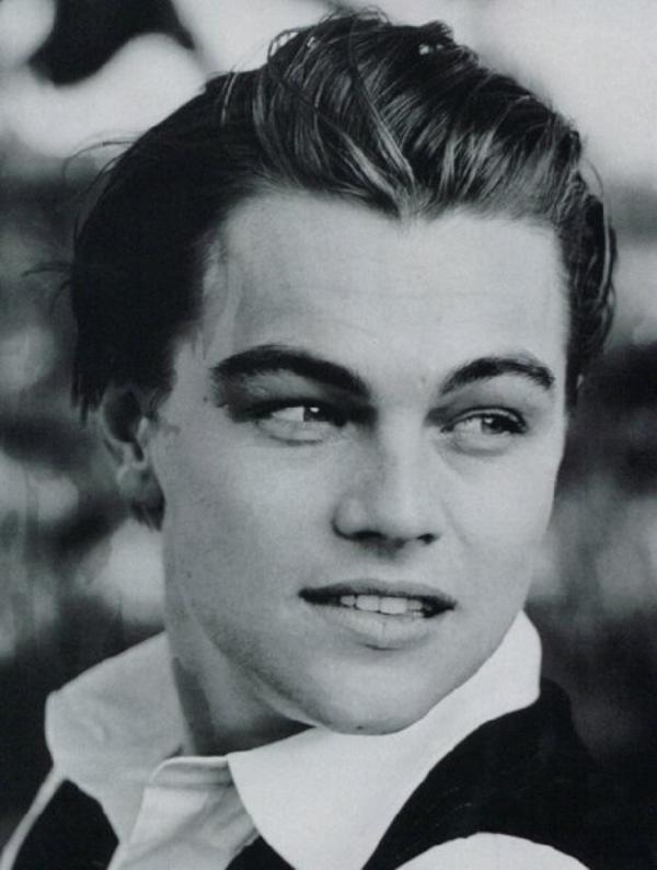 Une Belle Photo de Leo !
