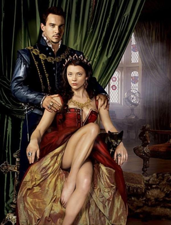 Les Tudors...suite...