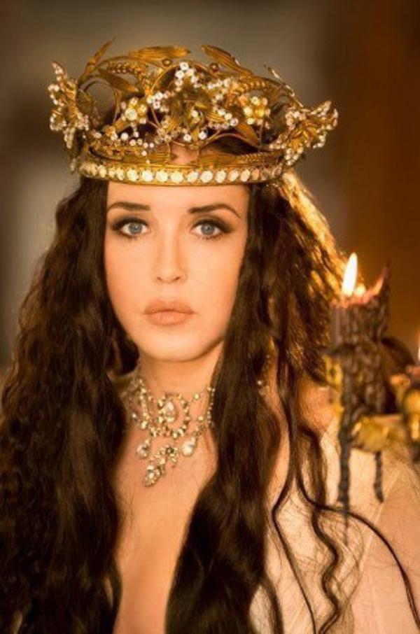 Une Princesse D'Une Vraie Beauté !