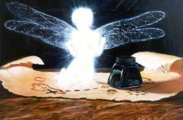 L'Inspiration..Pour Moi, L'Art Equivaut à de la Magie !