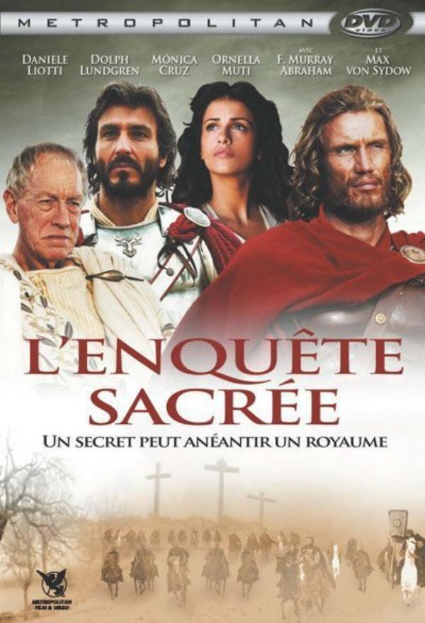 """""""L'Enquête Sacrée"""" : Un Péplum Intéressant !!"""
