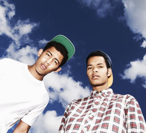 sterero typical / Down With The Trumpets -Rizzle Kicks  (2011)