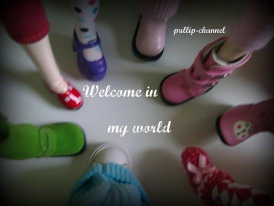 Welcome in my world !