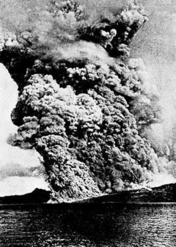Fonctionnement d'un volcan (partie 4)