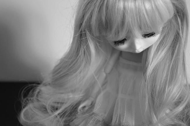 Quand la lumière laisse place à l'obscurité, quand le bonheur laisse place à la tristesse..