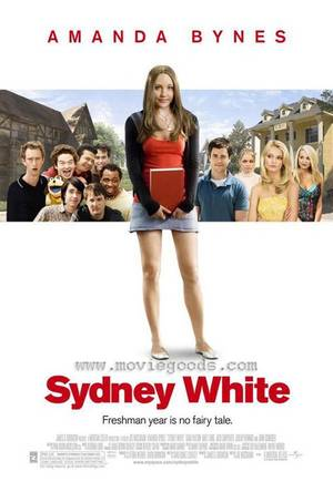 Miss campus (Sydney White)