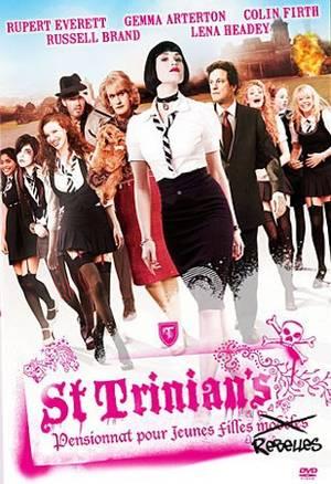 St Trinian's : Pensionnat pour jeunes filles rebelles