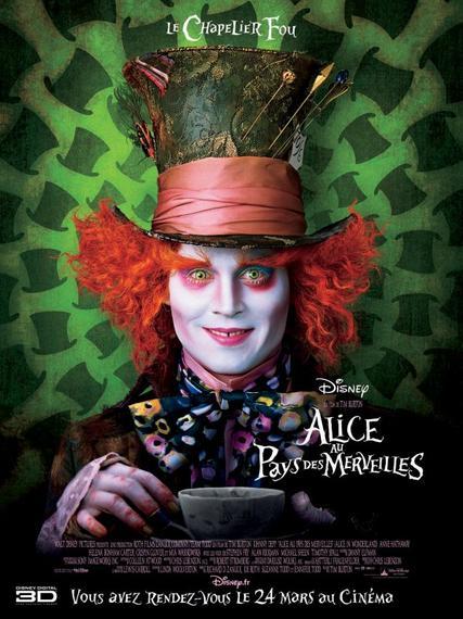 Alice aux pays des merveilles  ( Alice in Wonderland, 2010 )
