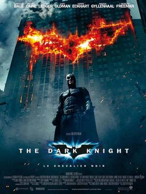 Batman : The Dark Knight, Le Chevalier Noir