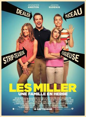 Les Miller une famille en herbe