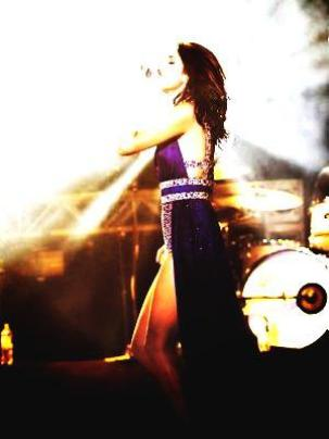 Le 27 janvier 2012 en concert à Guadalajara ( Mexique ) .