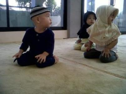 Être musulman