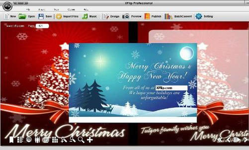 How to Create Online Corporate Christmas Cards