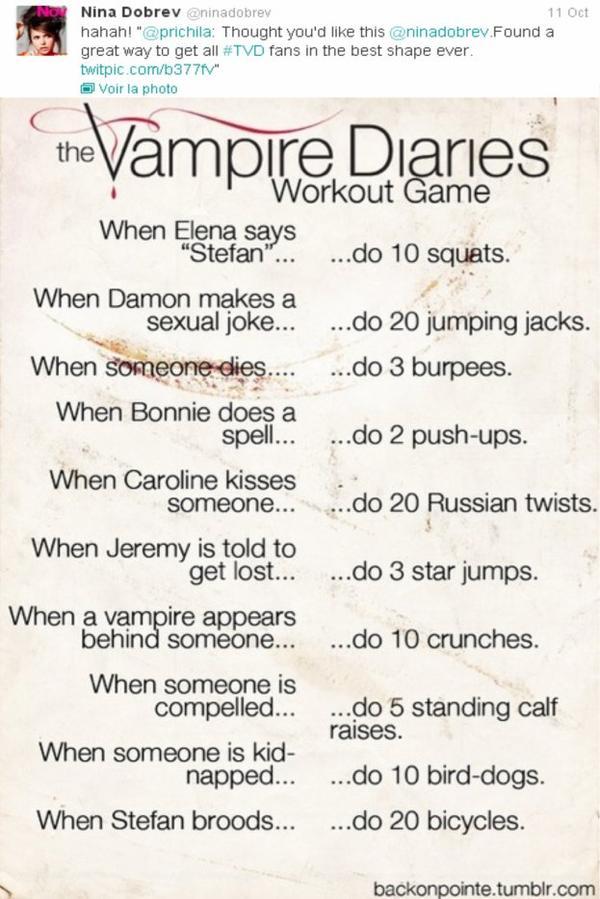 Deux nouvelles affiches promotionnelle de la Saison 4 de Vampire Diaries