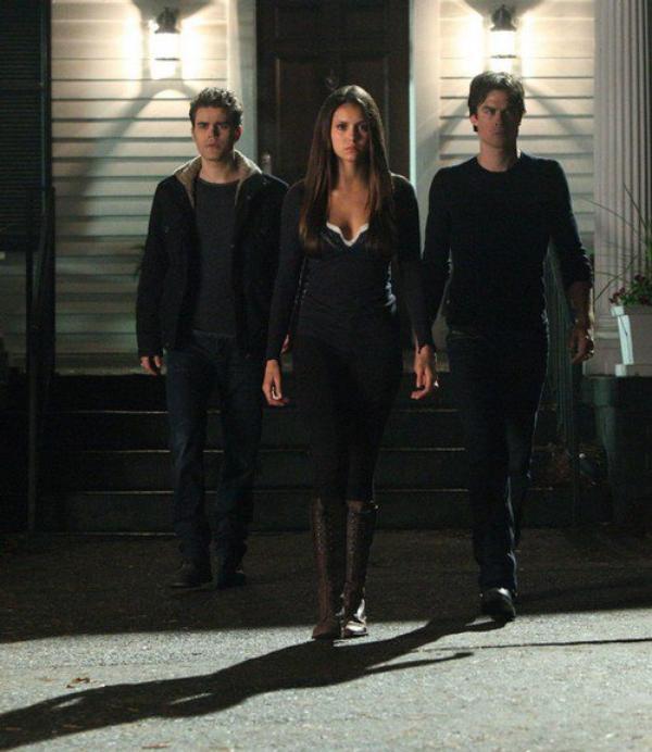 """Bande annonce de l'épisode 15 """"Stand By Me"""" de TVD Saison 4"""