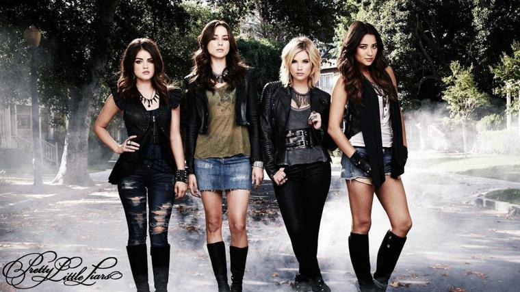 Pretty little liars - quatre ans plus tard