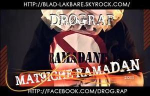 DroGrap Mat9iche Ramadane