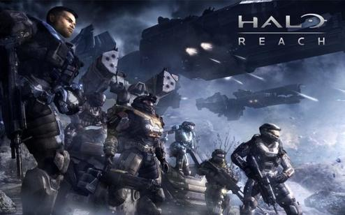 3...2...1 EVENEMENT HALO REACH !!!