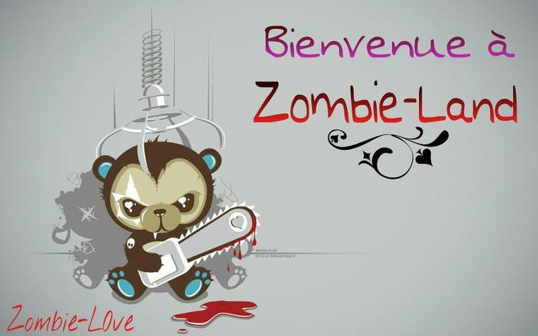 Bienvenue à Zombie-Land