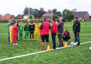 RTBF LA TRIBUNE  Le talent foot