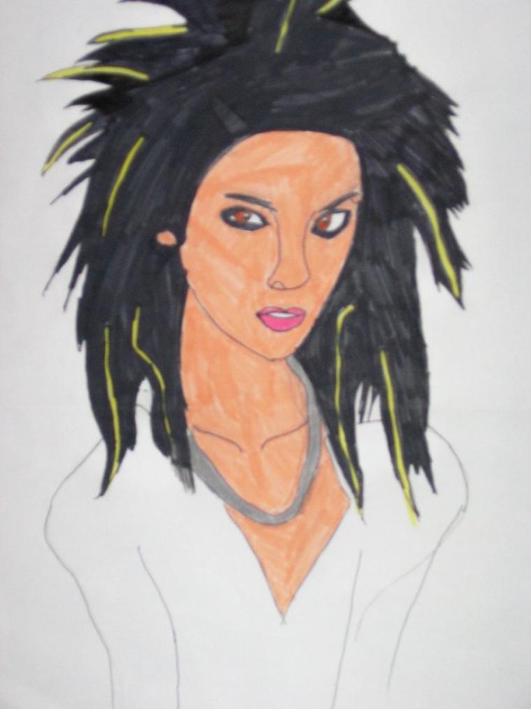 •que pensez vous du dessin que j'ai fais il y a 2 ans?•