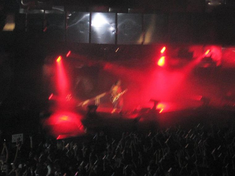 •Le concert du 23 Octobre 2007 a Bordeaux, était le plus  genial !!!•