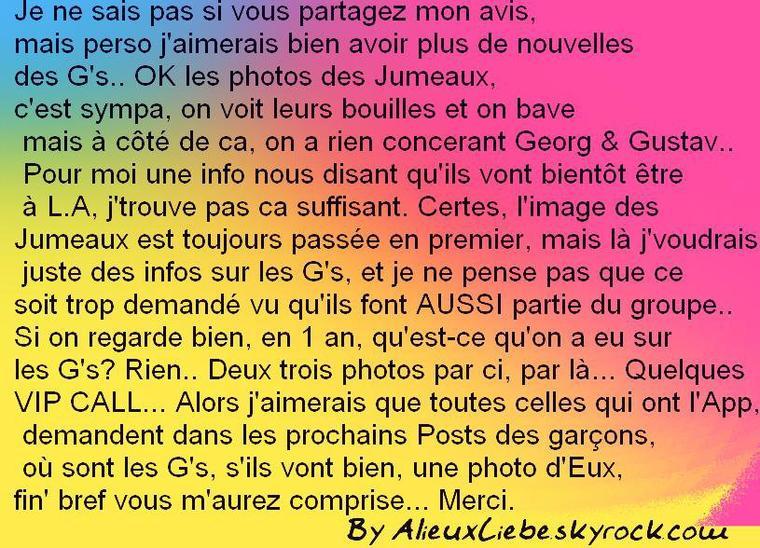•Les G's•
