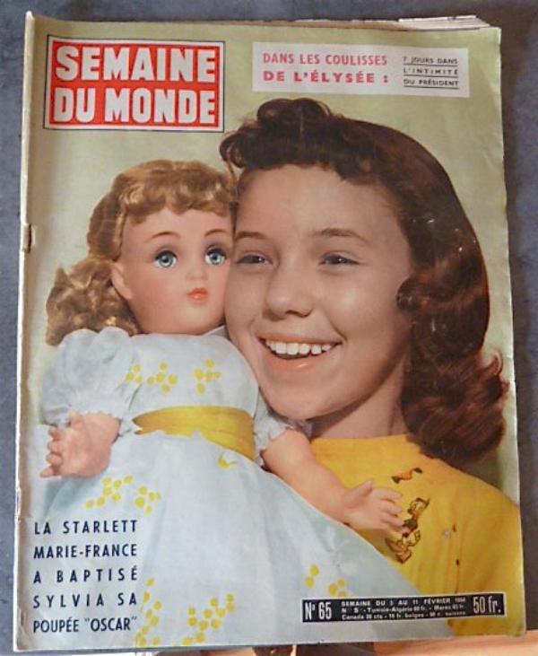 Connaissez-vous cette poupée ?