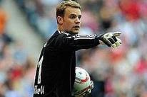 Manuel Neuer a signé avec le Bayern Munich