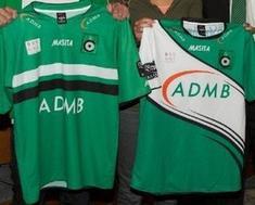 Les nouveaux maillots du Cercle de Bruges
