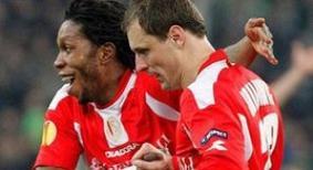 Mbokani a signé pour 3 ans à Anderlecht