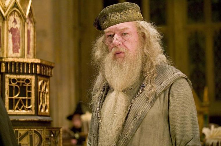 I ) Les Personnages : Albus Dumbledore