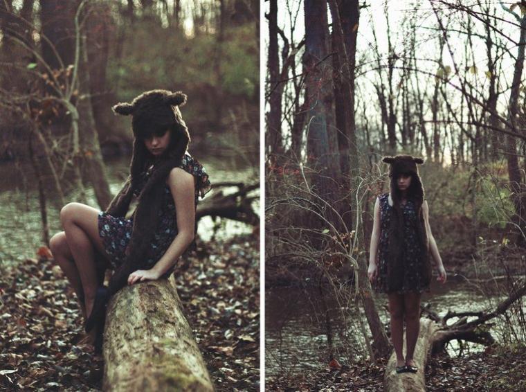 Lauren. The forest beast.