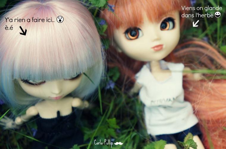 Petite Story avec Aura :3