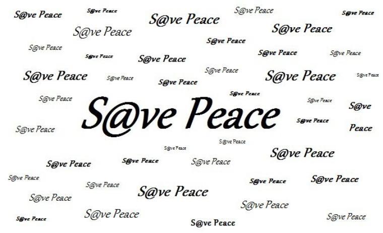 S@ve Peace