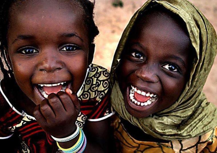 Le Bonheur sourit à ceux qui ne cessent de croire en lui ...