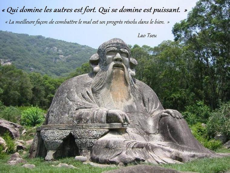 Lao Tseu.