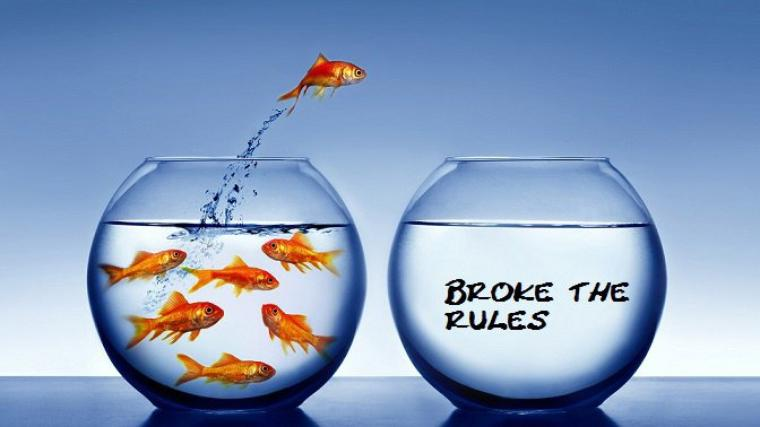 Brise les règles