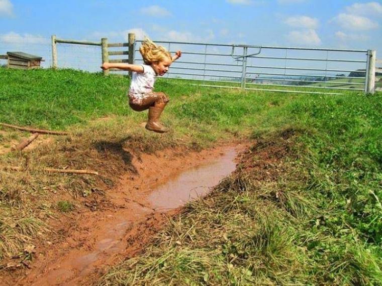 L'important c'est pas la chute, c'est l'atterrissage...