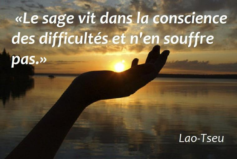 Conscience...