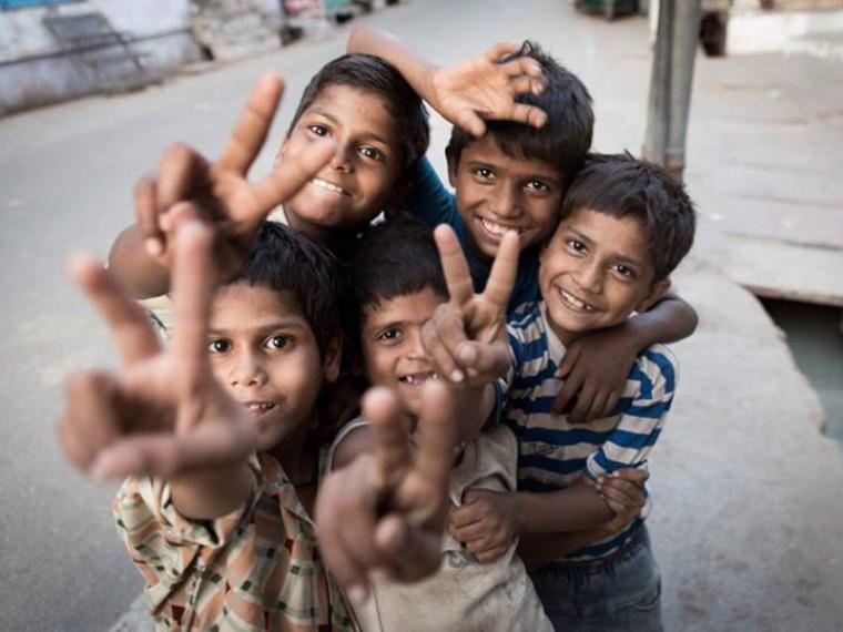 Nous sommes les enfants de la Paix