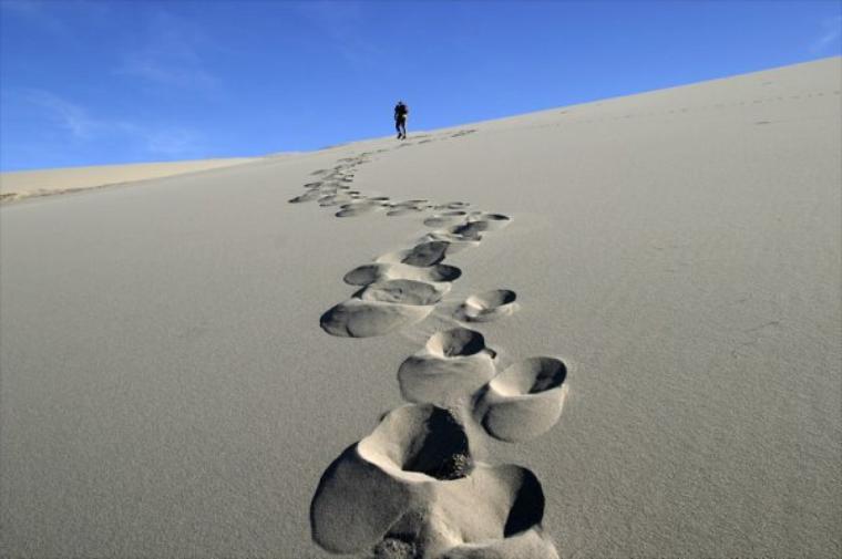 A chaque pas , le passé nous guide au présent